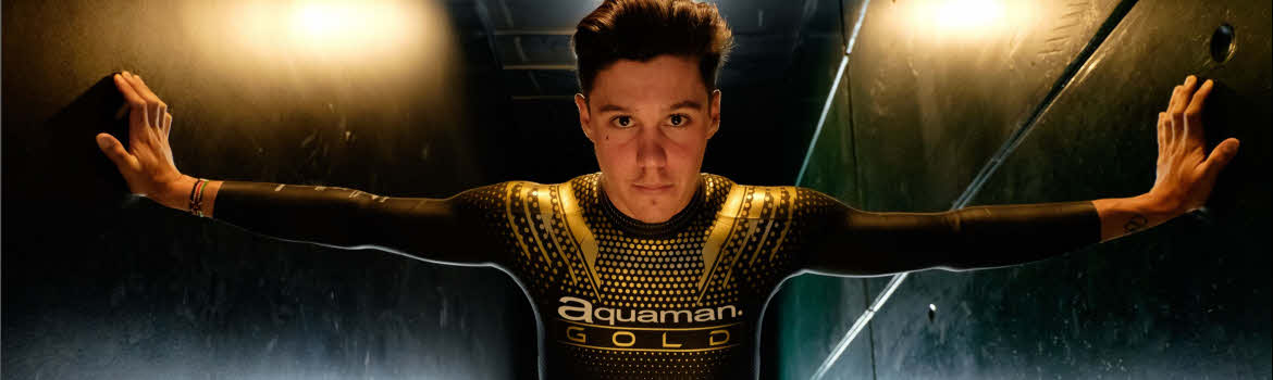 Aquaman Wetsuits